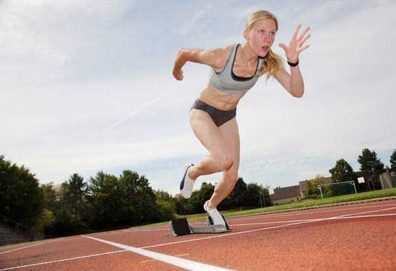 The Beginners Guide to Sprinting - The Athletic Benchley